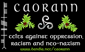 CAORANN - Celts Against Oppression, Racism and Neo-Nazism